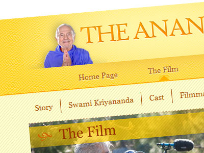 THE ANANDA MOVIE: CITIES OF LIGHT