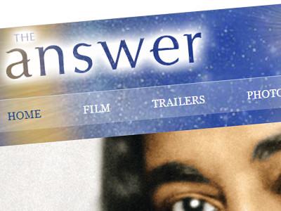 THE ANSWER (LA RISPOSTA): IL FILM