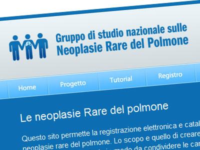 REGISTRO TUMORI RARI DEL POLMONE